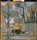 Bonnard, Pierre - Strassenecke in Paris