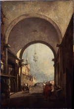 Guardi, Francesco - Stadtansicht