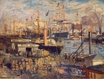 Monet, Claude - Grand Quai in Havre