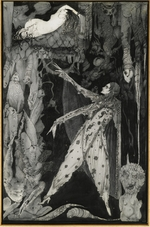 Clarke, Harry - Illustration zu Goethes Faust