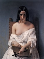 Hayez, Francesco - Meditation