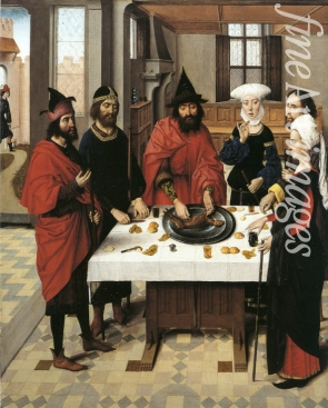 Dirk Bouts Last Supper