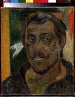 Gauguin, Paul Eugéne Henri - Self-portrait