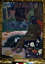 Gauguin, Paul Eugéne Henri - Vairaumati Tei Oa (Her Name is Vairaumati)