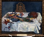 Gauguin, Paul Eugéne Henri - Still life with parrots
