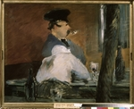 Manet, Édouard - The Bar (Le Bouchon)