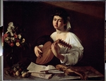 Caravaggio, Michelangelo - The Lute Player