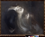 Carrière, Eugène - The Motherly Kiss