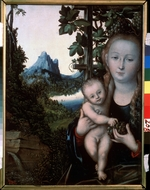 Cranach, Lucas, the Elder - Virgin and Child