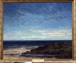 Courbet, Gustave - The Sea