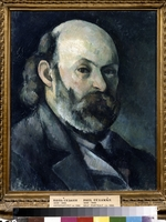 Cézanne, Paul - Self-portrait