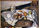 Cézanne, Paul - Peaches and Pears