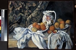 Cézanne, Paul - Still Life with Drapery