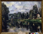 Cézanne, Paul - The banks of the Marne