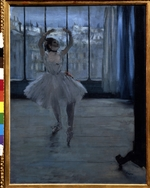 Degas, Edgar - Dancer at the Photographer