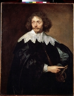 Dyck, Sir Anthony van - Portrait of Sir Thomas Chaloner (1595-1661)