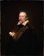 Dyck, Sir Anthony van - Portrait of Jan van der Wouwer (1576-1635)