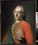French master - Portrait of the King Louis XV of France (1710-1774)