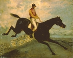 French master - A Jockey