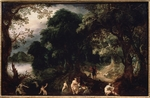 Govaerts, Abraham - Diana and Actaeon