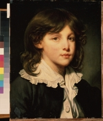French master - Portrait of a boy