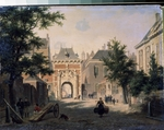 Hove, Bartholomeus Johannes, van - A town in Holland