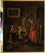 Horemans, Jan Joseph, the Elder - The Painter's Studio