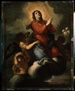 Neapolitan master - The Assumption of the Blessed Virgin Mary
