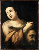 Italian master - Judith with the Head of Holofernes