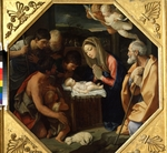 Reni, Guido - The Adoration of the Christ Child
