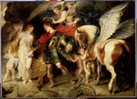 Rubens, Pieter Paul - Perseus and Andromeda
