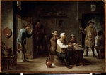 Teniers, David, the Younger - In a tavern
