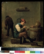Teniers, David, the Younger - A smoker