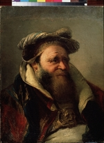 Tiepolo, Giambattista - Portrait of an old man
