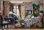 Vuillard, Édouard - In the room