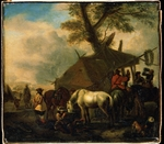 Wouwerman, Philips - The Watering Place