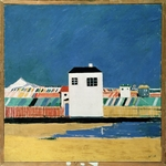 Malevich, Kasimir Severinovich - Landscape with a white house