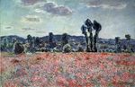 Monet, Claude - Poppy Field