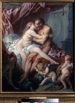 Boucher, François - Hercules and Omphale