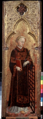 Sassetta - Saint Lawrence