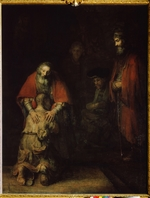 Rembrandt van Rhijn - The Return of the Prodigal Son