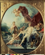 Boucher, François - The Toilet of Venus