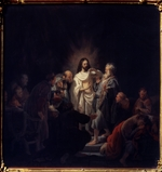 Rembrandt van Rhijn - The Incredulity of Saint Thomas