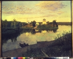 Levitan, Isaak Ilyich - The Evening Ringing