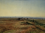 Ivanov, Alexander Andreyevich - Via Appia at sunset