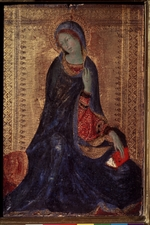 Martini, Simone, di - Virgin Annunciate