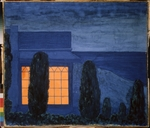 Utkin, Pyotr Savvich - The Zhukovsky's House at Kuchuk-Koy