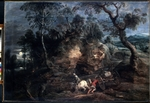 Rubens, Pieter Paul - Landscape with Stone Carriers