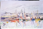 Signac, Paul - La Turballe