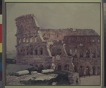 Surikov, Vasili Ivanovich - The Colosseum in Rome